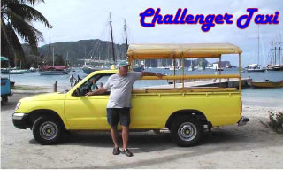 Curtis and Challenger Taxi I
